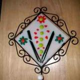 Hooked on Glass - decorative fused glass