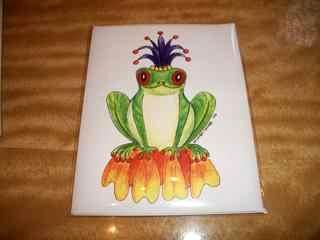Princely Frog